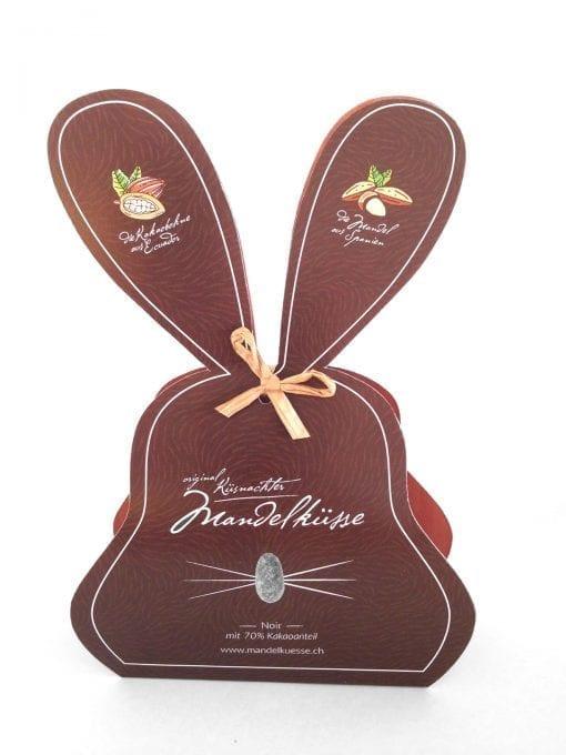 Küsnachter Mandelküsse with Easter Bunny
